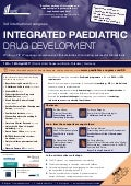 3rd international congress of Integrated Paediatric Drug Development