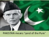 Pakistan - The Land of Pure