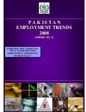 Pakistan Emoployment Trends 2008