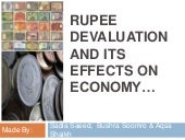 Rupee Devaluation