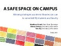 A Safe Space on Campus: Winning Strategies Academic Libraries Can Use to Serve GLBTQ Students and Faculty