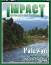 Palawan - A Clash Between Mining an...