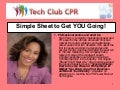 Social Media Marketing with Pam Perry, PR Coach