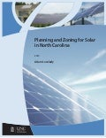 Planning and Zoning for Solar  in North Carolina - Pandzsolar2014