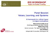 IDS Impact Innovation and Learning ...