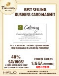 Best Selling Business Card Magnet