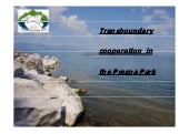 Int. Roundtable on Transboundary Wa...