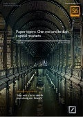 Paper tigers: Chinese and Indian capital markets
