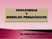 Paradigmas educativos