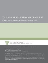 Paralysis Resources Guide from Phil...