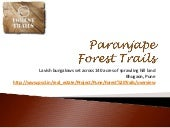 Paranjape Forest Trails Bungalows B...