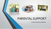 Parental Support In Early Childhood