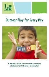 Outdoor Play for Every Day