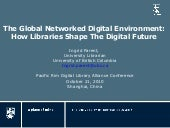 Global Networked Digital Environmen...