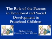 Parent roles   meghann collins