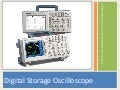 digita storage oscilloscope (dso)