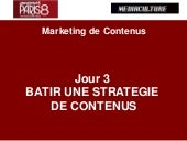 Paris8 - BATIR UNE STRATEGIE DE CON...