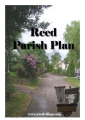 Reed Parish plan 2011