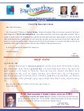 Parivarthan GML Feb 2014, RID 3180 Governor's monthly newsletter