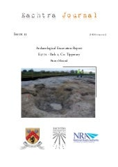 Archaeological Report - Park  2, Co...