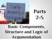 Understanding Logical Argumentation...