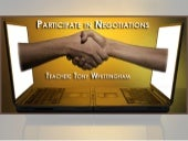 Participate in Negotiations An Intr...