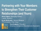 Partnering with Your Members to Str...
