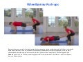 Partner up exercises