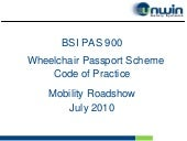 PAS 900 code of practice for wheelc...