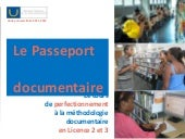 Passeport documentaire perfectionne...