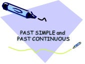 Past Simple x Past continuous (port...