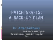 Patch Graft