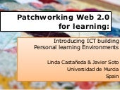 Patchworking web 2.o for learning