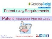 Patent Filing Procedures in India |...