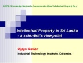 Intellectual Property in Sri Lanka