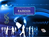 Patents - Introduction & Free Datab...