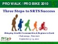 PATH - Three Steps to SRTS Success