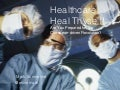 HealthCare Heal Thyself - The Patient as the hub of a new health system