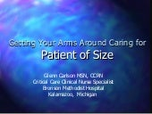 Patients Of Size Nti