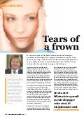 'Tears of a Frown' by Dr. Patrick Treacy