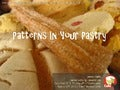 Patterns in your Pastry
