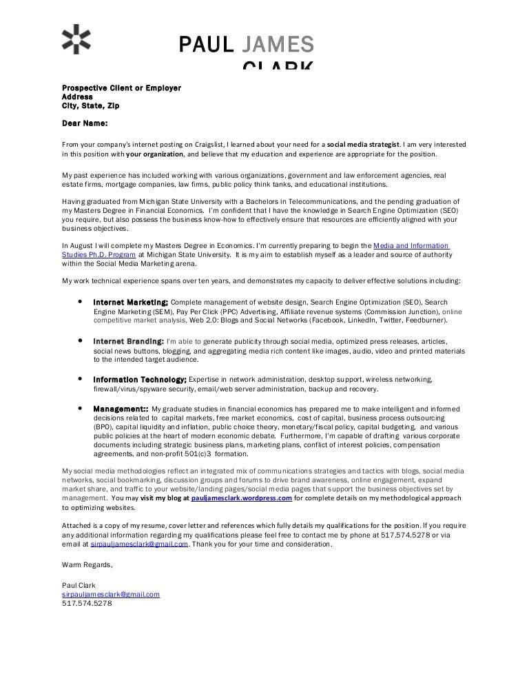 Sample Cover Letter For Communications Officer   security officer     SlideShare
