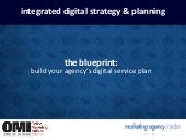 Building Your Agency's Digital Service Plan