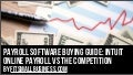 Payroll Software Buying Guide: Intuit Online Payroll vs The Competition