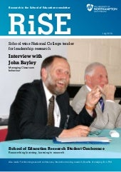 RiSE (Research in School of Educati...