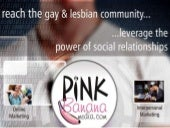 LGBT Social Media Marketing for 2013