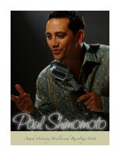 Paul Shimomoto Media Kit