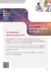 iScrumBoard, work in progress by PCSol