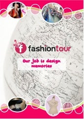 Fashion Tour for your customized It...