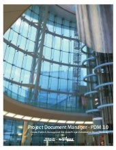 Project Document Manager - PDM 3.0 ...